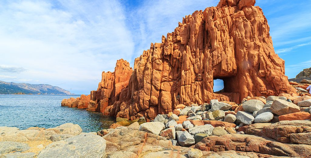 Wir wünschen Ihnen einen wunderschönen Aufenthalt auf Sardinien!