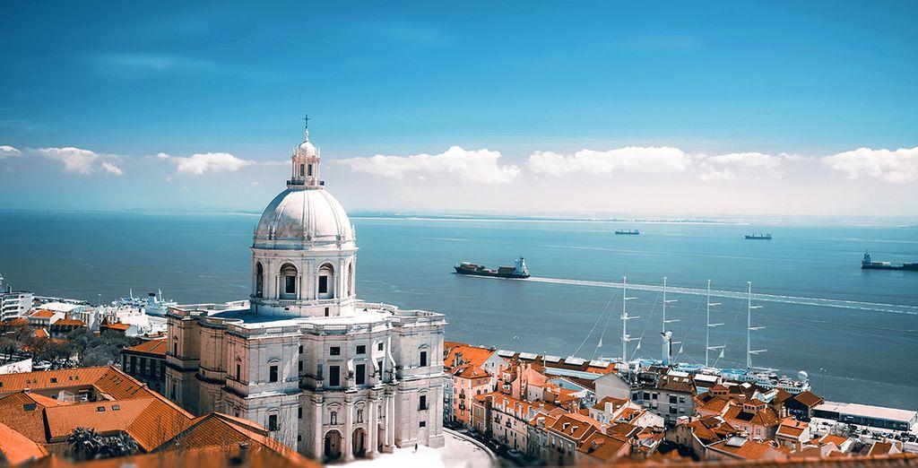 Willkommen in Lissabon!