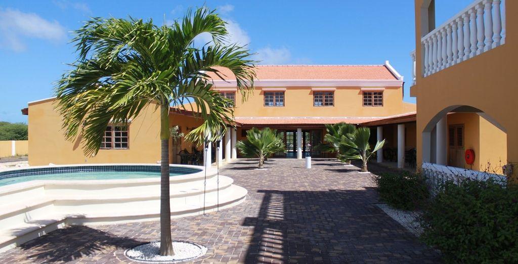 Ein schönes Anwesen auf der überraschenden Insel Bonaire