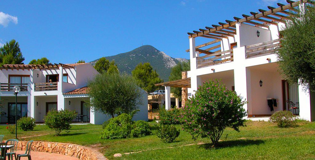 Das Palmasera Village Resort 4* begrüßt Sie herzlich