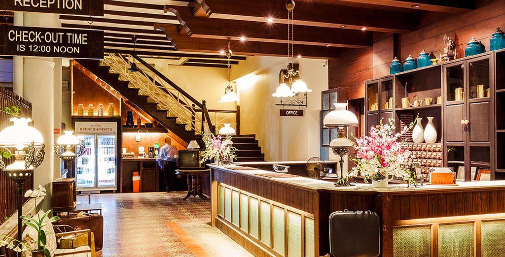 In Phuket werden Sie Ihren Aufenthalt im Memory at On On Hotel genießen