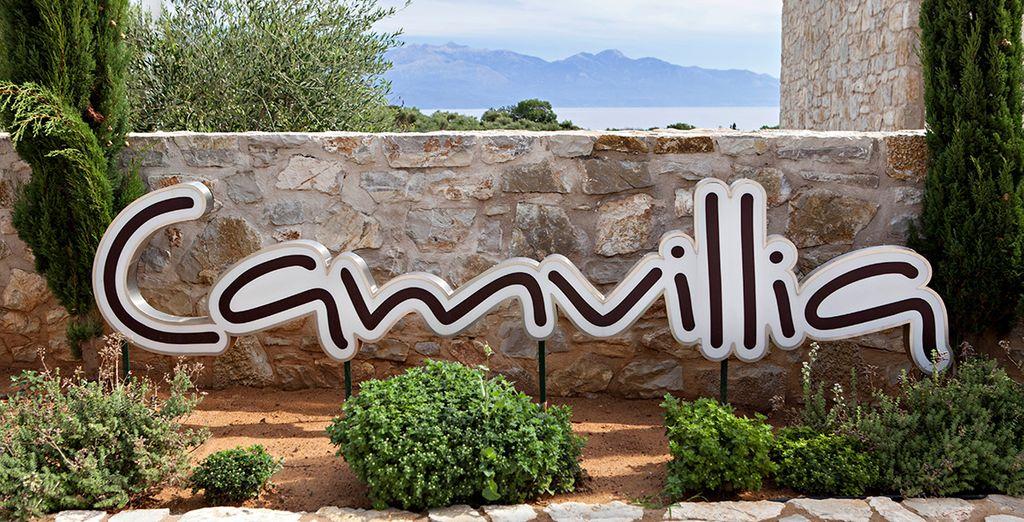 Willkommen im 5* Camvillia Resort