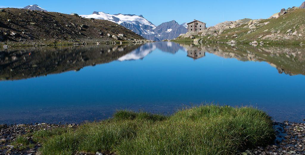 Wir wünschen Ihnen einen schönen Aufenthalt in der Savoie!