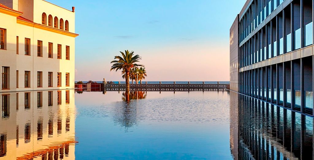 ... im Le Meridien Ra Beach Hotel & Spa 5*
