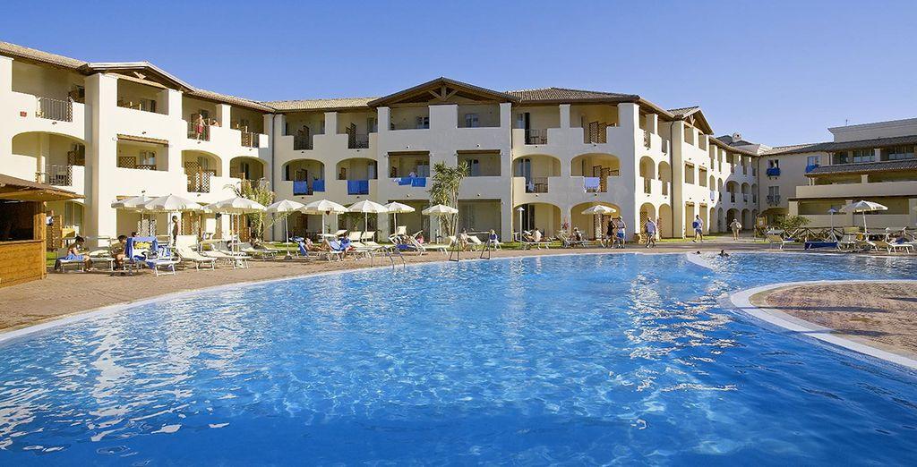 Das Hotel Cala della Torre heißt Sie herzlich willkommen!