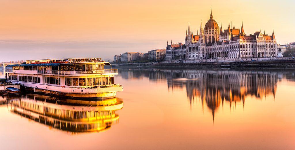 Lassen Sie sich von der Magie Osteuropas auf dieser Zweifach-Städtereise faszinieren!