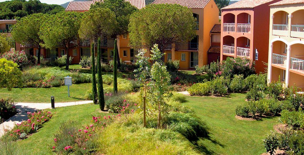 Die Premium Residenz Les Rives Cannes Mandelieu öffnet ihre Pforten