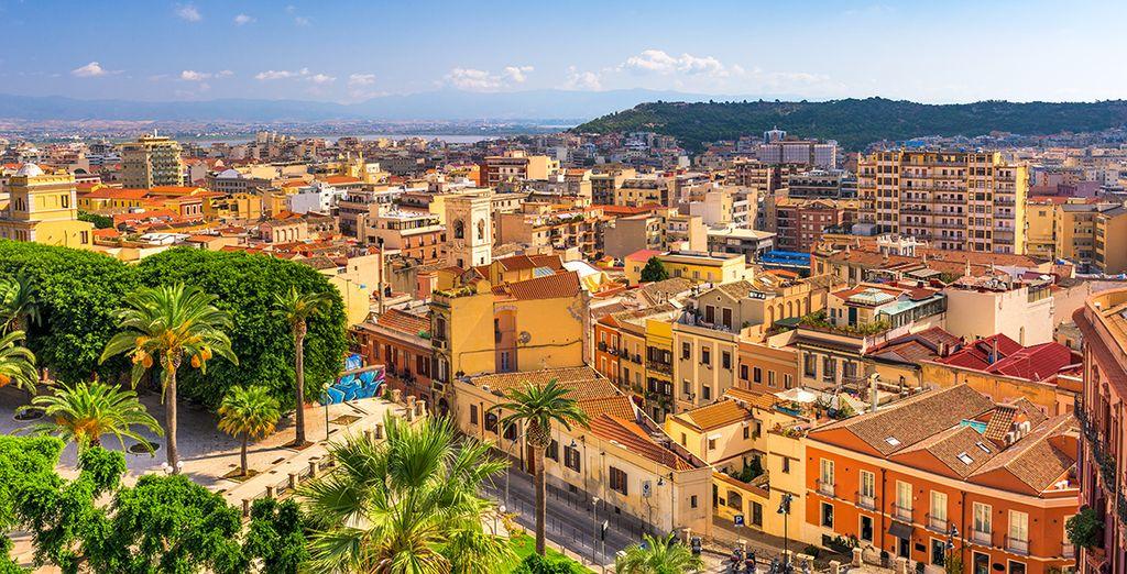 Willkommen in Cagliari!