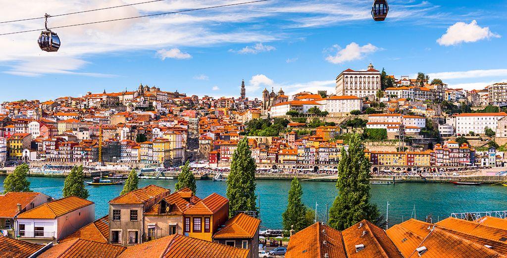 Verbringen Sie ein paar Tage in Porto