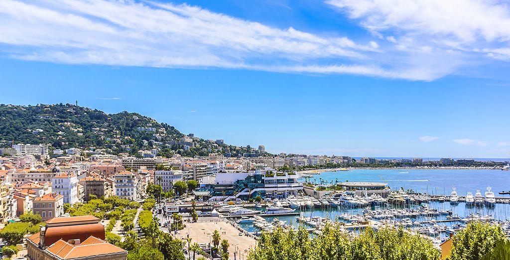Die Französisch Riviera hat viel zu bieten...