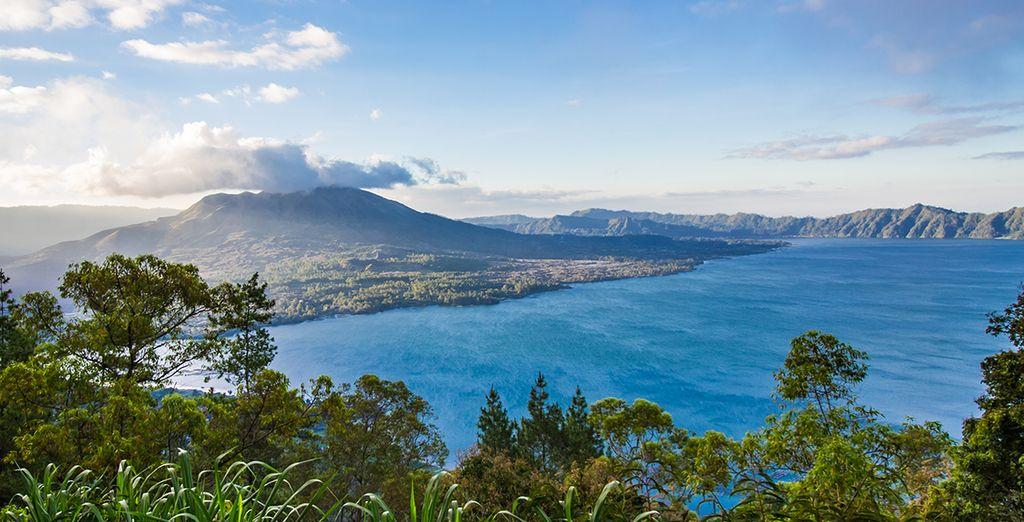 Bestaunen Sie den Vulkan Bakur im Rahmen einer optionalen Exkursion