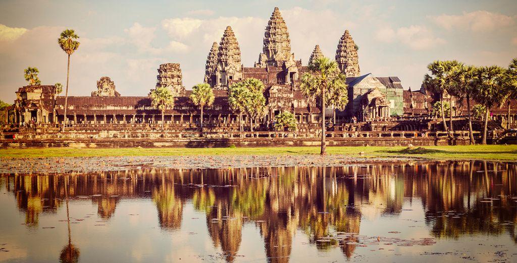 Angkor Wat ist ein kulturelles Zentrum