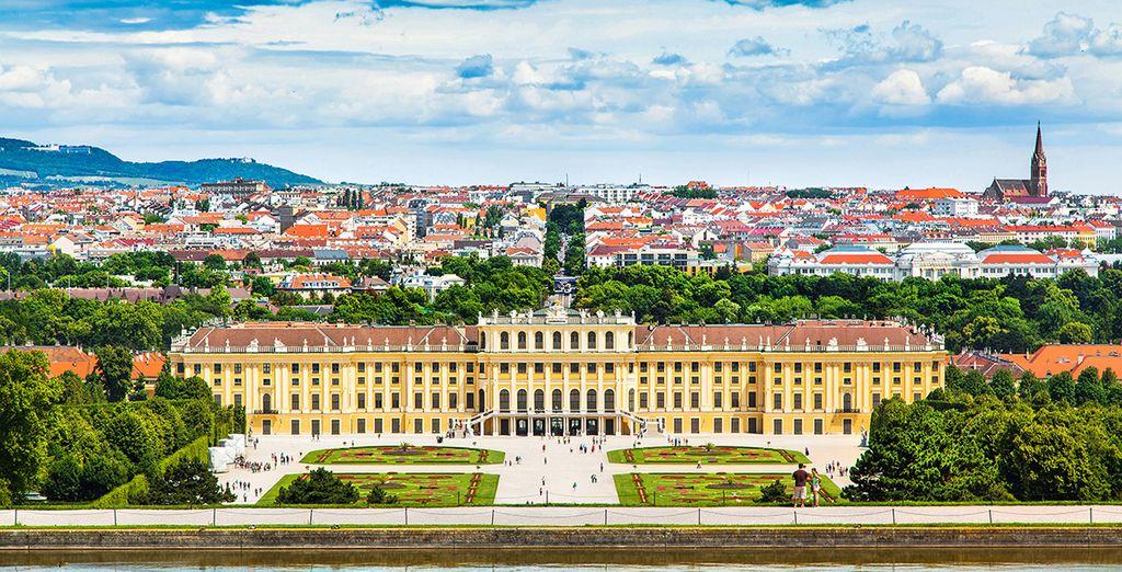 Genießen Sie Ihren Aufenthalt in der Hauptstadt Österreichs!
