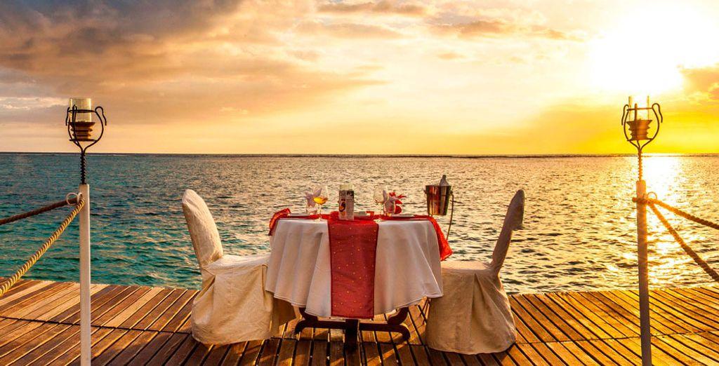 Voyage Privé wünscht Ihnen einen schönen Aufenthalt!