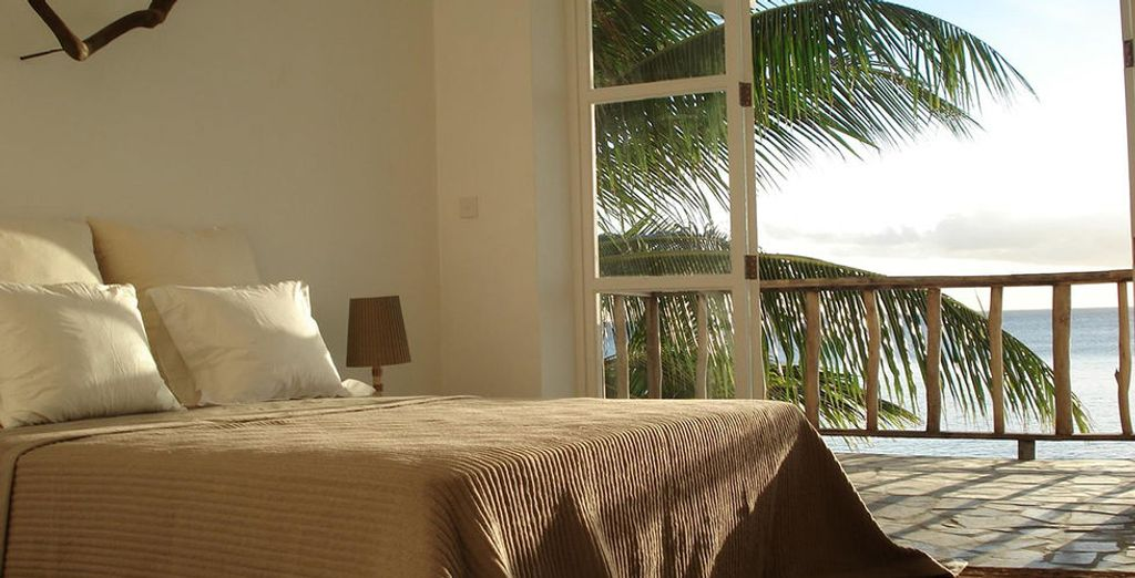Ein Standard Zimmer ist im Preis inklusive...
