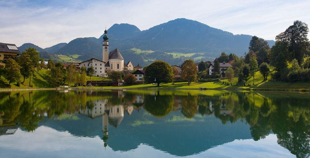 Entdecken Sie die traumhafte Region des Alpbachtals