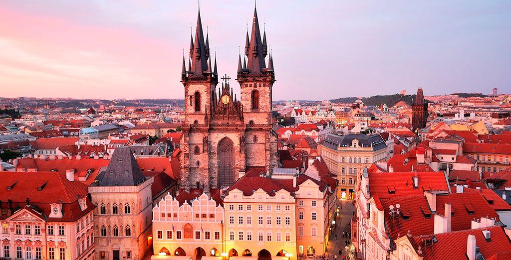 Prag ist eine Freude zu jeder Jahreszeit