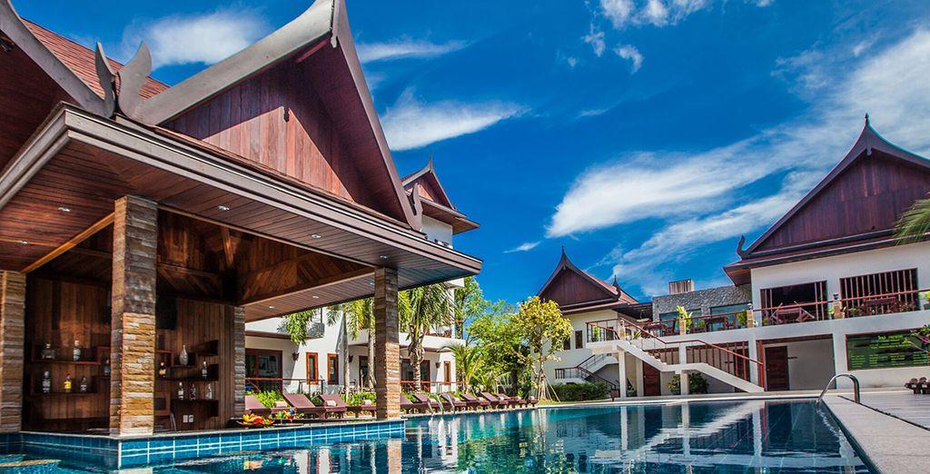In Thailand!