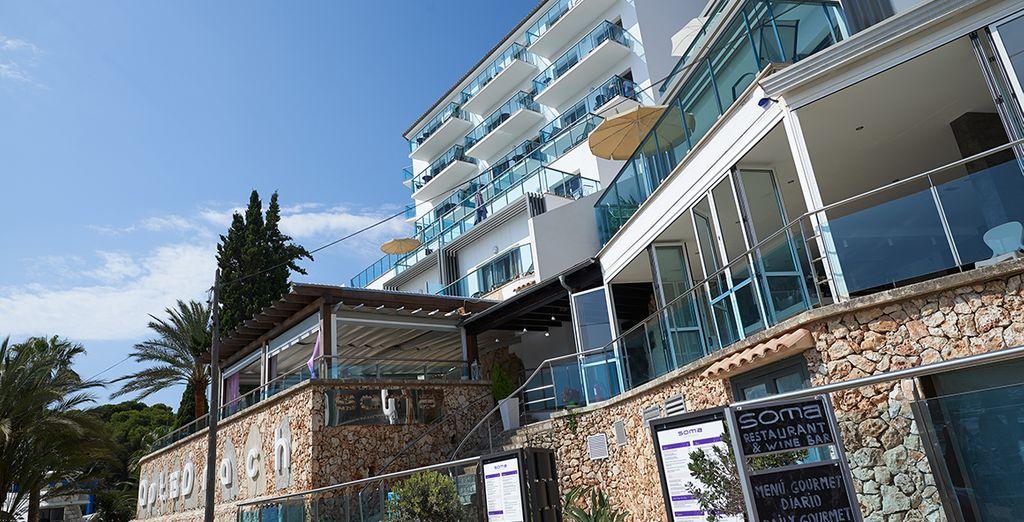 Ihr Aparthotel Porto Drach 4* erwartet Sie