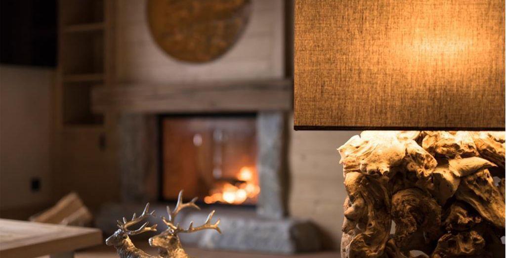 Ein fantastisches Schweizer Boutique-Hotel und Spa