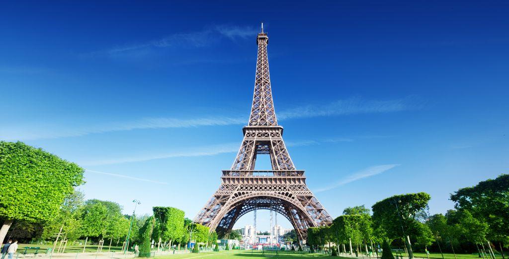 Entdecken Sie die Schätze Paris!