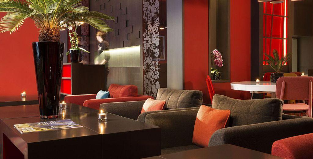 Freuen Sie sich auf ein elegantes und modernes Hotel