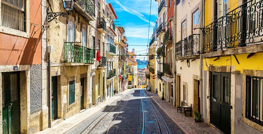 Lissabon wird Ihr Herz erobern!