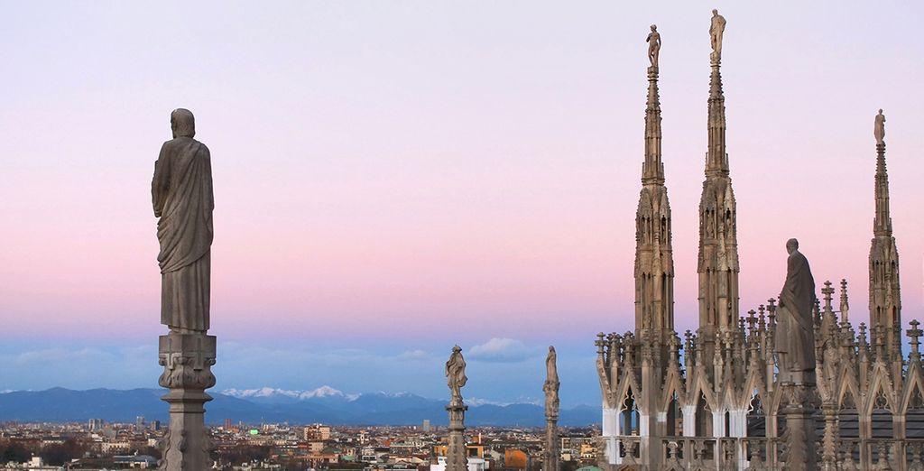 Entdecken Sie die außerordentliche Architektur Mailands