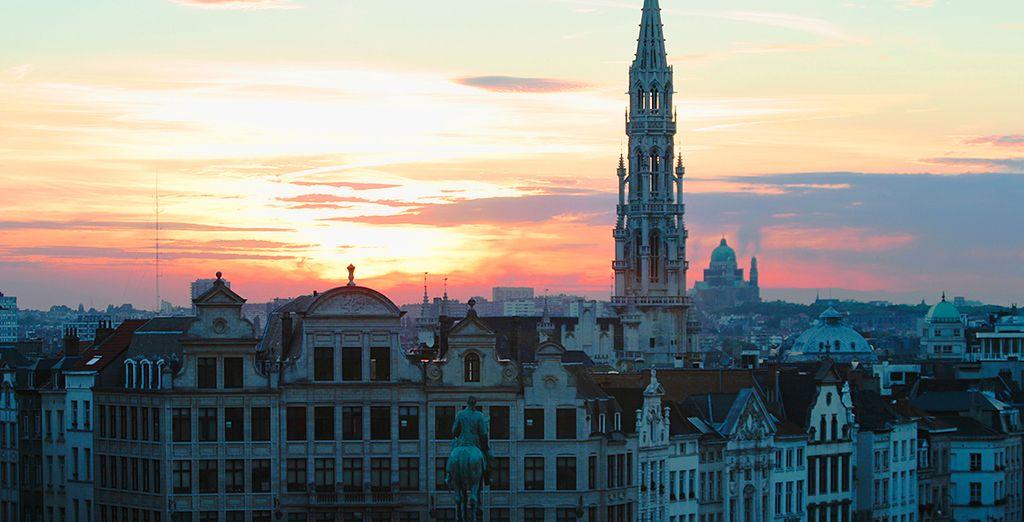 Erkunden Sie eine facettenreiche Stadt und Ihre Sehenswürdigkeiten