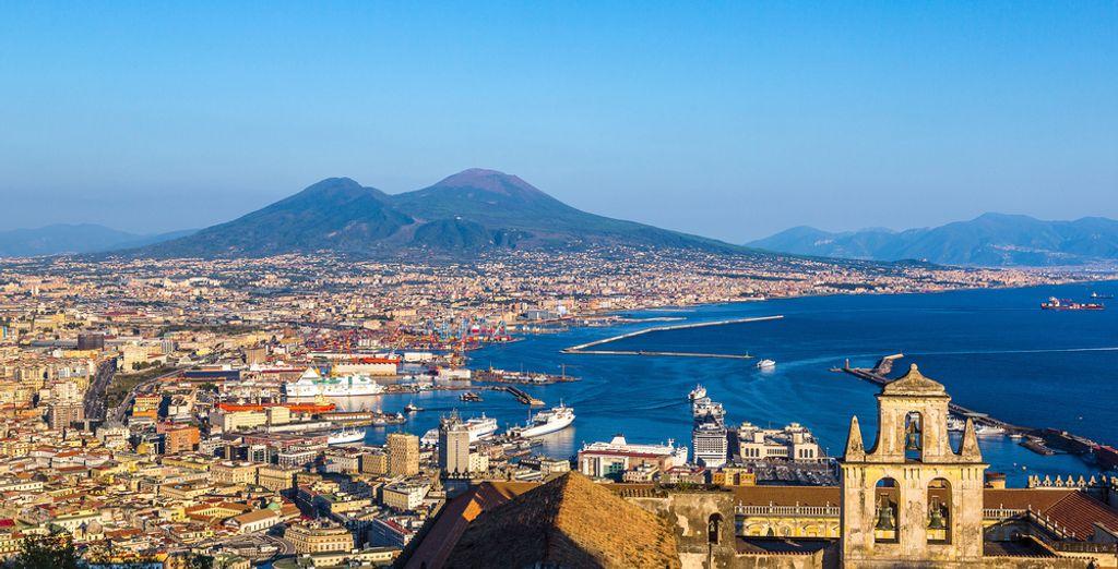 Willkommen in Neapel!