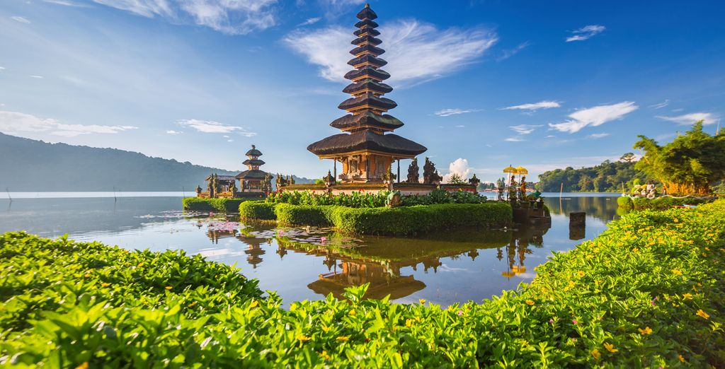 Entdecken Sie Bali