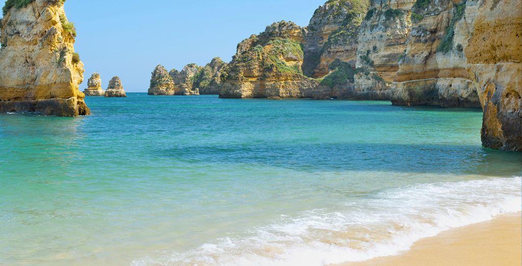 Entdecken Sie die besten Strände der Algarve