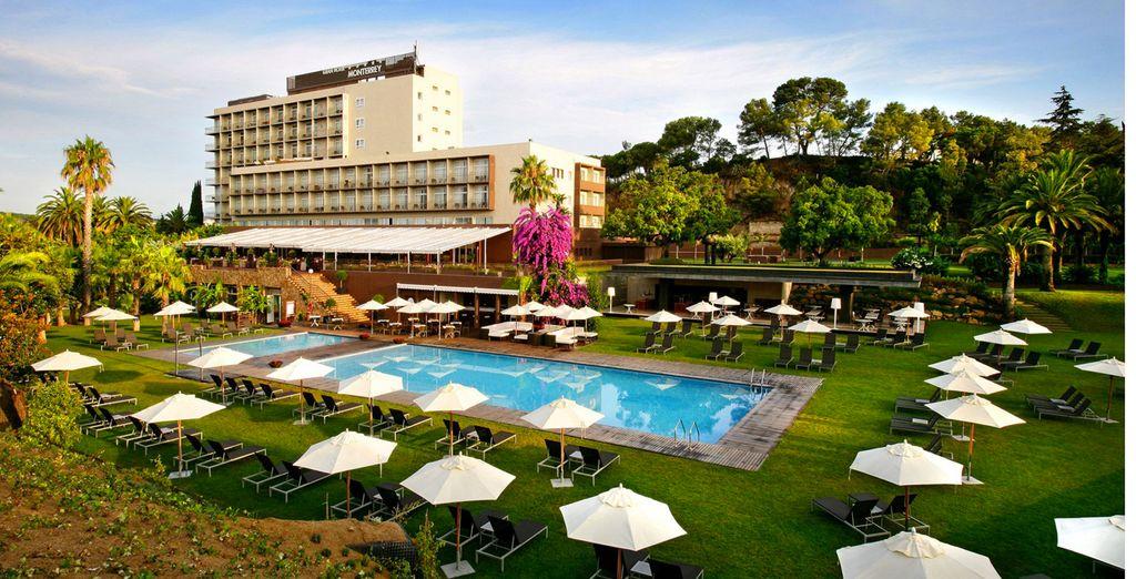 Willkommen im 5* Gran Hotel Monterrey