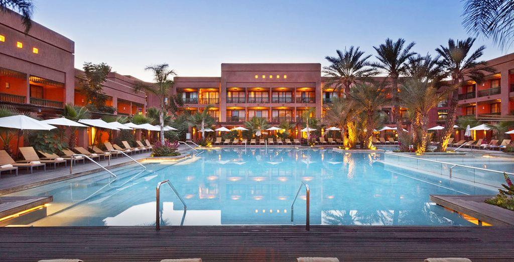 Herzlich willkommen in Marokko!