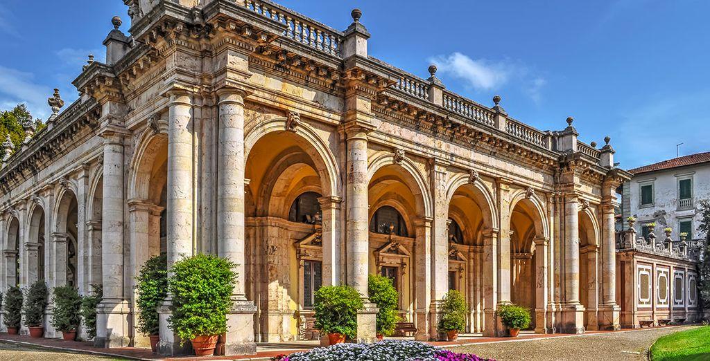 Entdecken Sie die historischen Denkmäler