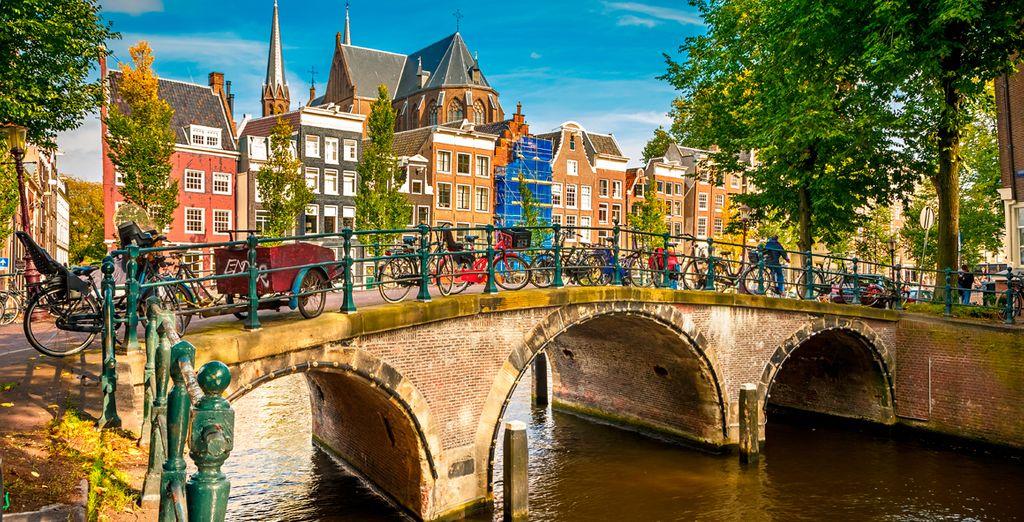 Entdecken Sie Amsterdam!