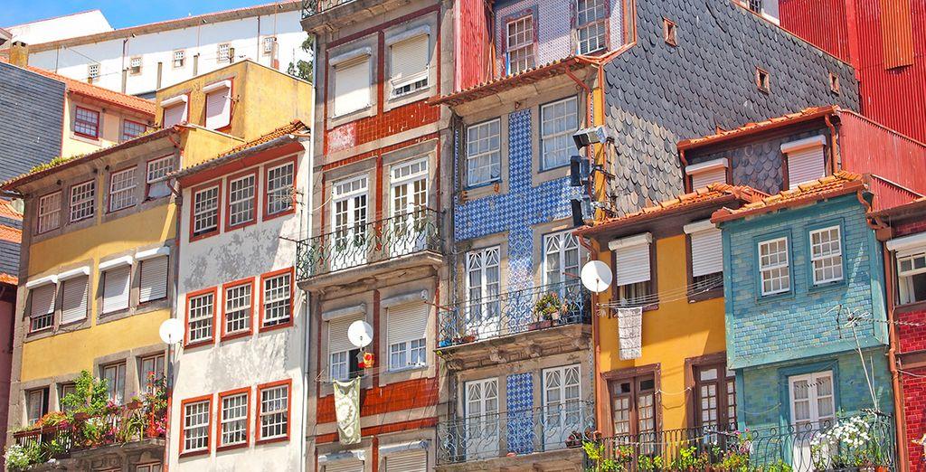 Sie werden den unvergleichlichen Charme von Porto lieben!