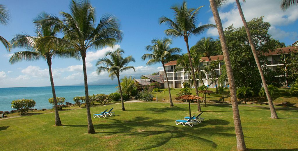 Anschließend folgt ein Aufenthalt im Creole Beach Hotel & Spa