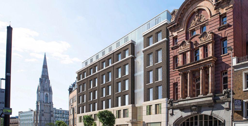 ... Das Marlin Apartments Waterloo in London heißt Sie herzlich willkommen!