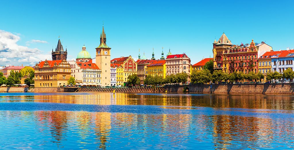 Voyage Privé wünscht Ihnen viel Spaß in Prag!