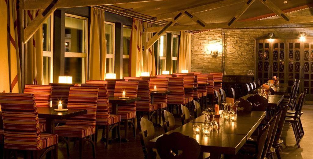 Der Holiday Club Saariselkä wird Ihr Hotel sein