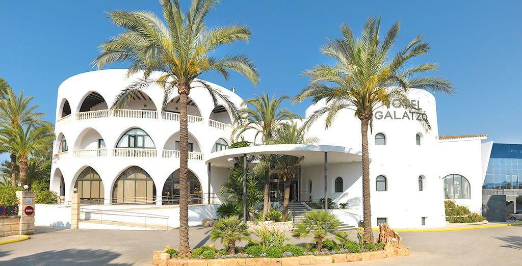 Maritim Galatzo Hotel heißt Sie herzlich Willkommen