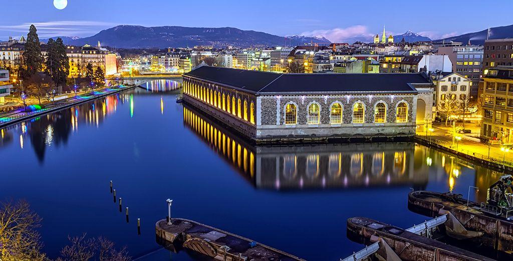 Genießen Sie Ihren Aufenthalt in Genf!