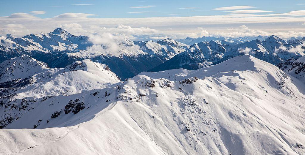 Willkommen in den Alpen!