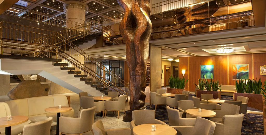 Das elegante Panorama Hotel 4* heißt Sie herzlich willkommen