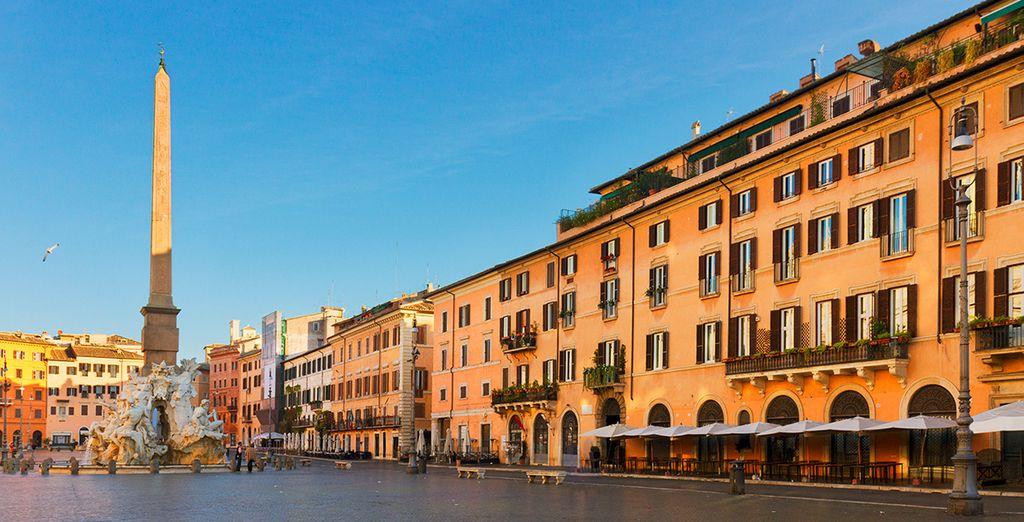 Wir wünschen Ihnen ein schönes italienische Wochenende!