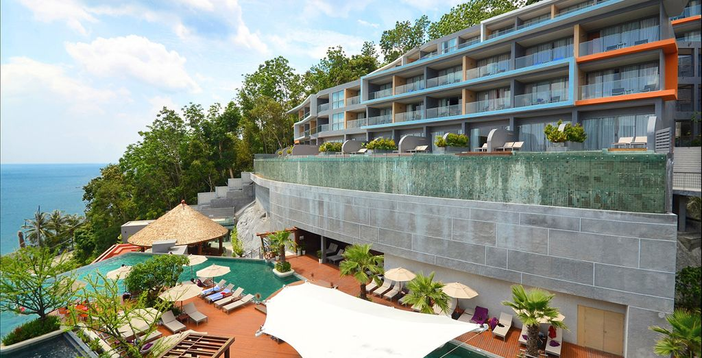 Das 5* Kalima Resort & Spa Hotel wartet auf Sie!