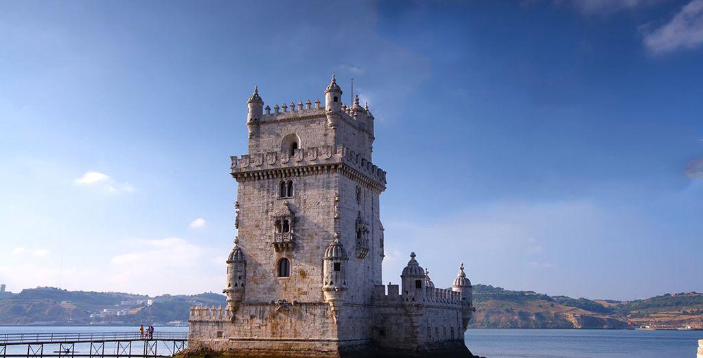 Den Turm von Belem