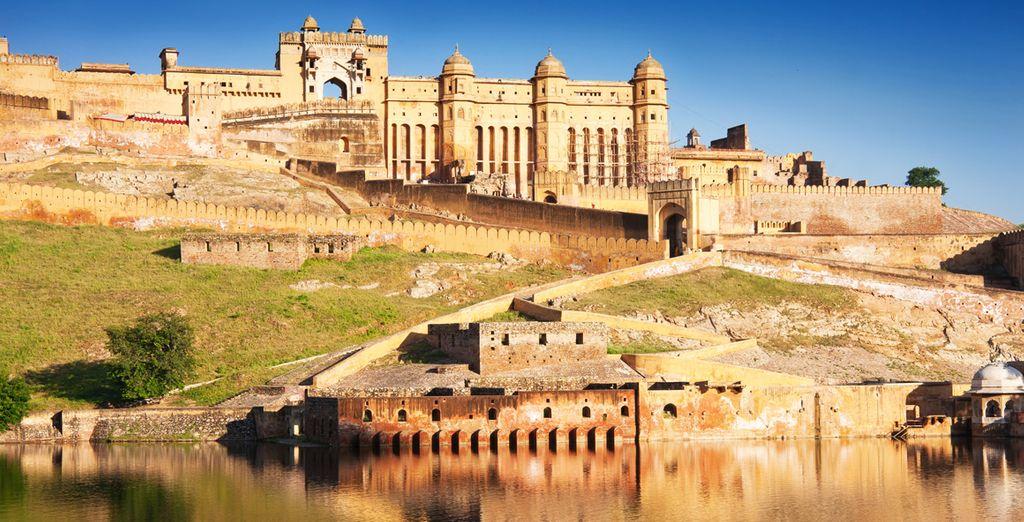 Sehen Sie historische Festungen