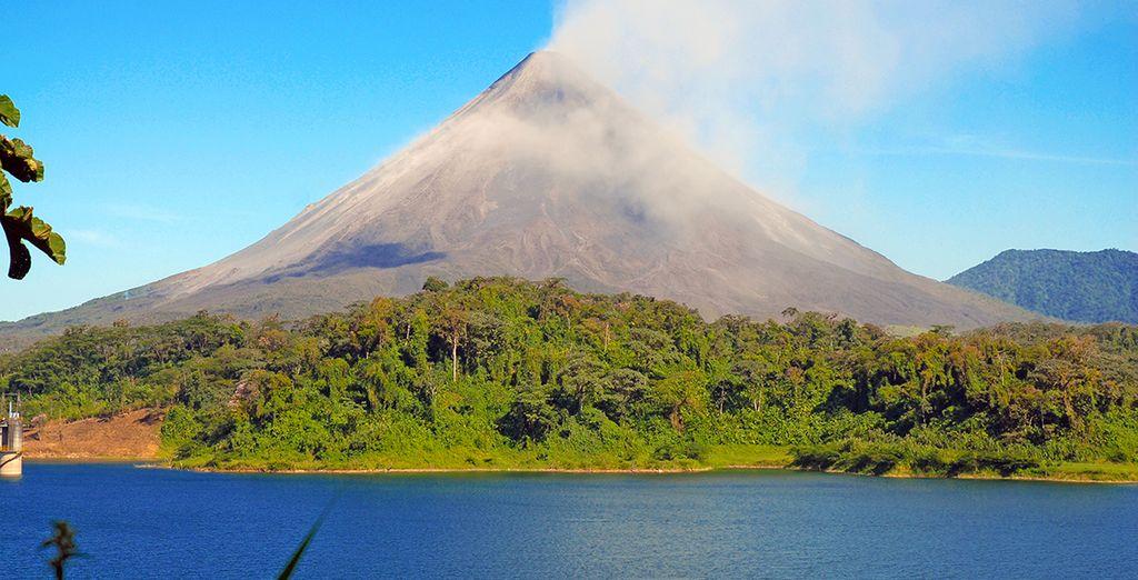 Lassen Sie sich von Costa Rica bezaubern!